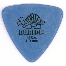 DUNLOP TORTEX TRIANGLE BLUE - 1.0