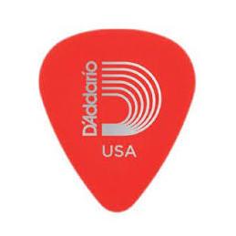D'ADDARIO 1DRD1 DURALIN PLETTRO RED 0,50 MM ULTRA LIGHT