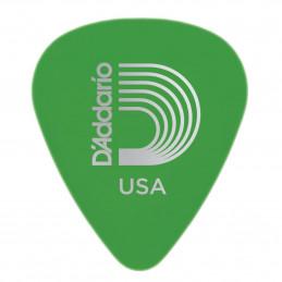 D'ADDARIO 1DGN4 DURALIN PLETTRO GREEN 0,85 MM MEDIUM