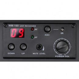LD SYSTEMS 102RB5 MODULO RICEVITORE UHF PER ROADMAN, ROADBOY E ROADBUDDY