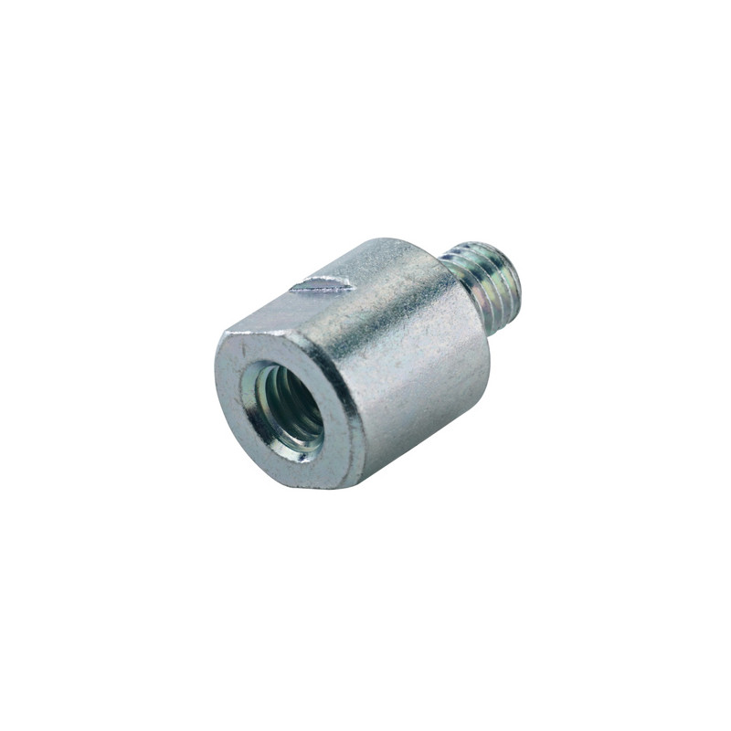 KONIG & MEYER 21980 THREAD ADAPTER ZINC-PLATED
