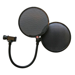 SE ELECTRONICS DUAL POP FILTER, POP SCREEN DUAL PROFESSIONAL
