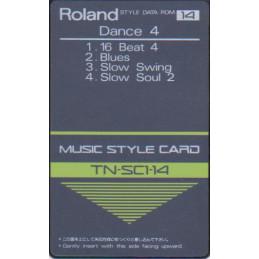 ROLAND TN SC1-14