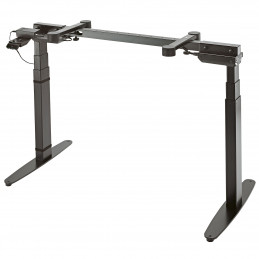 KONIG & MEYER 18800 KEYBOARD STAND OMEGA E, HIGH ADIJUSTABLE, BLACK