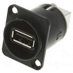 NEUTRIK NAUSB-W-B ADATTATORE REVERSIBILE USB