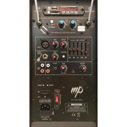 MP AUDIO RXA15P971UBRW AMPLIFICATORE A BATTERIA - BLUETOOTH/MP3