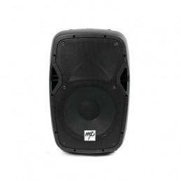 MP AUDIO RXA12P-971-UBRW AMPLIFICATORE A BATTERIA CON 2 RADIOMICROFONI 220W