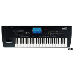 KORG I30HD WORKSTATION/ARRANGER 61 TASTI DINAMICI