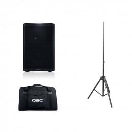 QSC CP-12 + CP12-TOTE + SPS001X