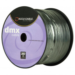 ACCU-CABLE CAVO A METRO DMX 5 POLI