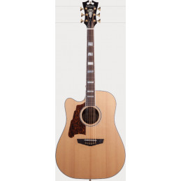D'ANGELICO EXCEL BOWERY - LEFT HAND NATURAL