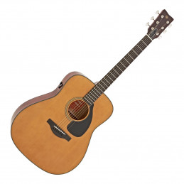 YAMAHA FGX3 WESTERN GUITAR NATURAL