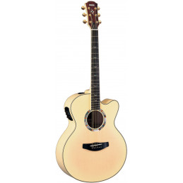 YAMAHA CPX15II NORTH BLONDE WHITE