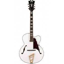 D'ANGELICO EXCEL EXL-1 - WHITE