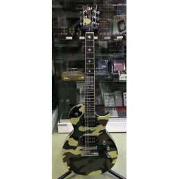 LTD BY ESP WA600 WILL ADLER SIGNATURE - DARK GREEN CAMO