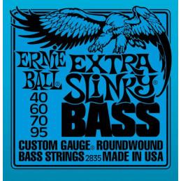 ERNIE BALL 2835 EXTRA SLINKY NICKEL 40-95
