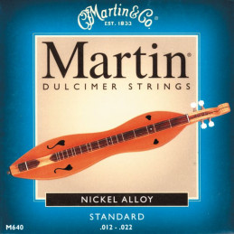 MARTIN M-640 STANDARD NYCKEL ALLOY