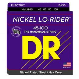 DR NMLH45 MUTA CORDE BASSO NICKEL LO-RIDER 45-100
