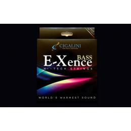 CIGALINI E-XENCE 4M BASS STRINGS 45-105