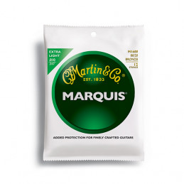 MARTIN M1600 MARQUIS MUTA PER CHITARRA ACUSTICA 12 CORDE EXTRA LIGHT