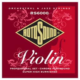 ROTOSOUND RS6000 MUTA VIOLINO 10-14-25-30