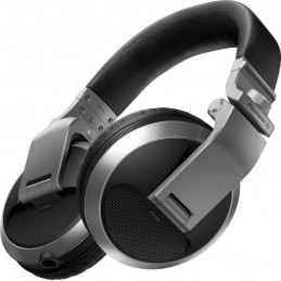 PIONEER HDJ-X5-S CUFFIE DJ OVER-EAR PROFESSIONALE SILVER
