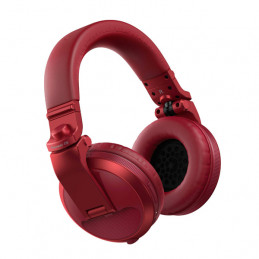 PIONEER HDJ-X5BT CUFFIE DJ OVER-EAR CON TECNOLOGIA WIRELESS BLUETOOTH® ROSSO METALLIZZATO