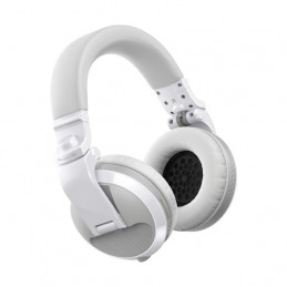 PIONEER HDJ-X5BT CUFFIE DJ OVER-EAR CON TECNOLOGIA WIRELESS BLUETOOTH® BIANCO METALLIZZATO