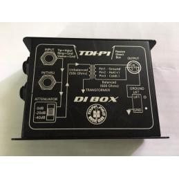 TOPP PRO TDI-P1 DI BOX PASSIVA