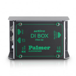 PALMER PAN 02 AUDIONOMIX DI BOX ACTIVE