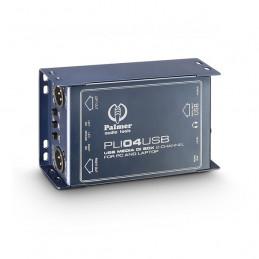 PALMER PRO PLI04USB DI-BOX USB E LINE ISOLATOR