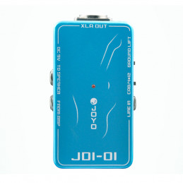 JOYO JDI-01 PASSIVE DIRECT BOX WITH AMP SIMULATION
