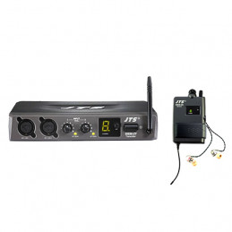 JTS SIEM 2R/2T MONO IN EAR MONITORING SYSTEM