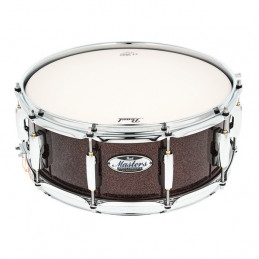 PEARL MCT1455S/C329 SNARE DRUM MASTERS MAPLE COMPLETE BURNISHED BRONZE