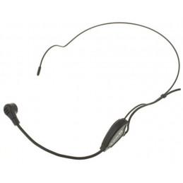 LINE6 HS30 MICROFONO HEADSET CONDENSATORE CARDIOIDE BLACK
