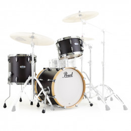 PEARL MCT983XP/C355 MASTERS MAPLE COMPLETE IN ANTIQUE WALNUT