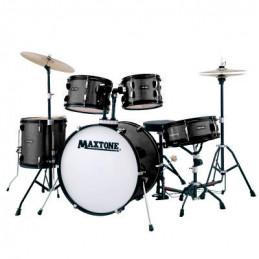 "MAXTONE MXC-3012 BATTERIA ACUSTICA CASSA 18"" BLACK"