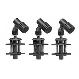 BEYERDYNAMIC TGD35D DRUM MICROPHONE TRIPLE SET