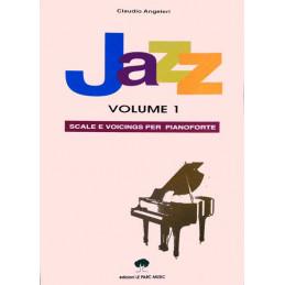 SCALE E VOICINGS JAZZ PER PIANOFORTE