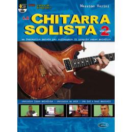 ML3018 LA CHITARRA SOLISTA VOL.2