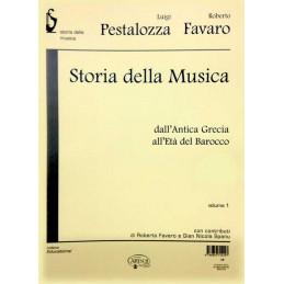 STORIA DELLA MUSICA VOL 1
