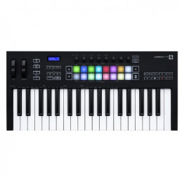 NOVATION  LAUNCHKEY 37, USB MIDI KEYBOARD 37 TASTI