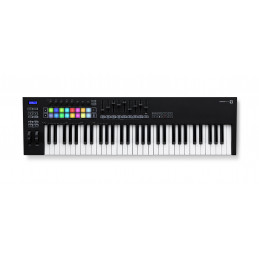 NOVATION LAUNCHKEY 61, USB MIDI KEYBOARD 61 TASTI