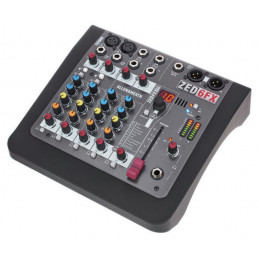ALLEN & HEATH ZED 6/FX MIXER ANALOGICO CON DSP