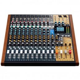 TASCAM MODEL 16  MIXER 14 CH + RECORDER 16 TRACCE