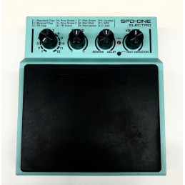ROLAND SPD-1E SPD-ONE ELECTRO PAD PERCUSSION