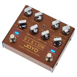 JOYO R-09 VISION DUAL MOD MINI PEDAL EFFECT