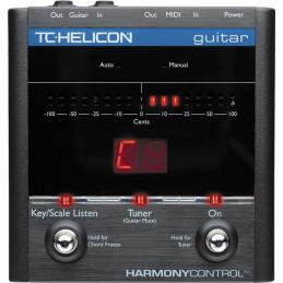 TC-HELICON HARMONY CONTROL GUITAR PEDAL