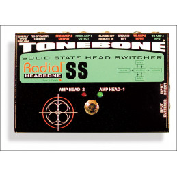 RADIAL HEADBONE SOLID STATE HEAD SWITCHER