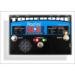 RADIAL TONEBONE SWITCHBONE JX2